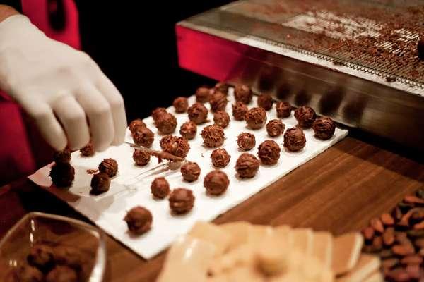 Schokoladenkonzert: Christina Rommel