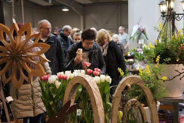 Messe Gartenträume Magdeburg 2018