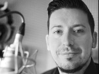 Christian Schiffer ist die Stimme von Jogis Eleven