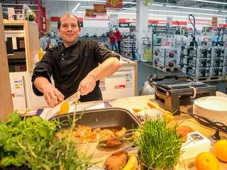 Showcooking mit Christian Klee
