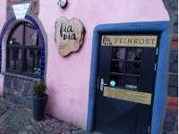 flavia - Wilde Feinkost im Hundertwasserhaus