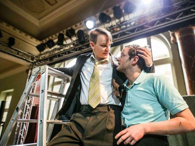 Der Prozess im Schauspielhaus