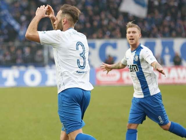 Handke trifft gegen Preußen Münster