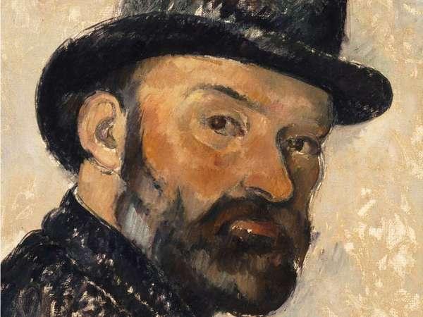 Cézanne - Portrait eines Lebens