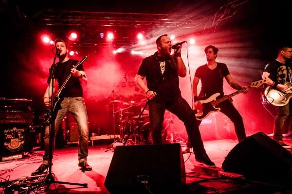 """""""Magdeburger Musiker Live On Stage"""" von Matthias Pavel"""