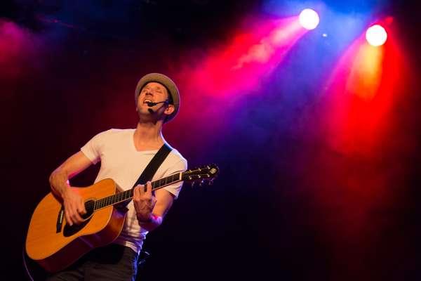 David Blair ist ein kanadischer Singer und Songwriter