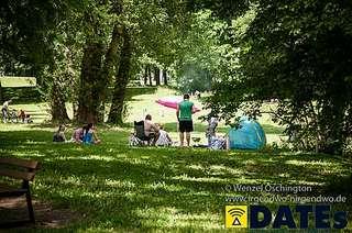Stadtpark Pfingsten