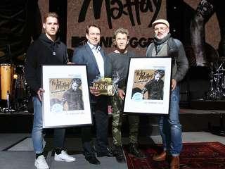 Erster Sold-Out-Award geht an Peter Maffay