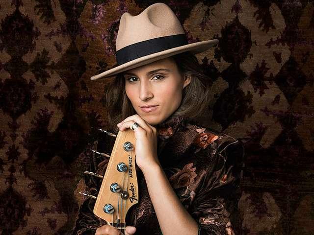 Gefeierte Jazz-Newcomerin Kinga Glyk aus Polen