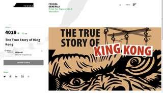 Fedora: True Story of King Kong