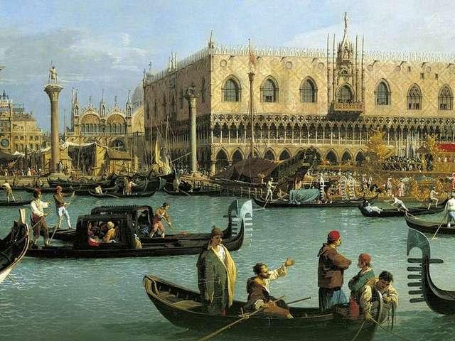 Canaletto und die Kunst von Venedig