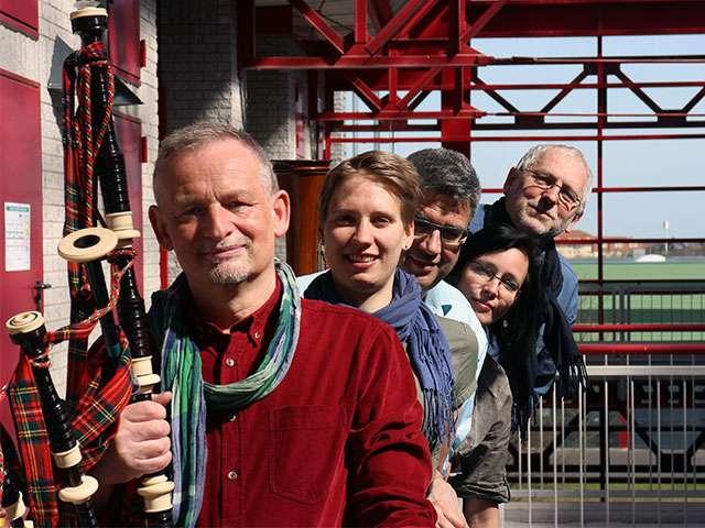 Magdeburger Band Planxty Irwin