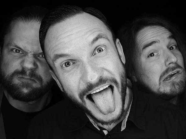 Charles Bronzon Gang - Metal-Pop-Rock aus Magdeburg