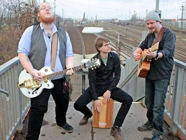 PaulV - Straßenmusik aus Magdeburg