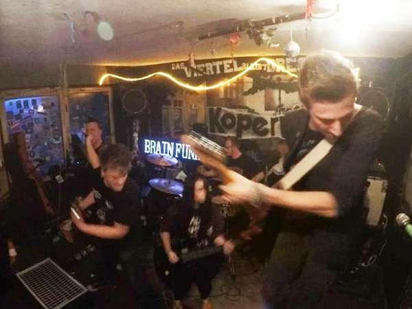 Brain Funk - Alternative Rock/Punkrock aus Magdeburg