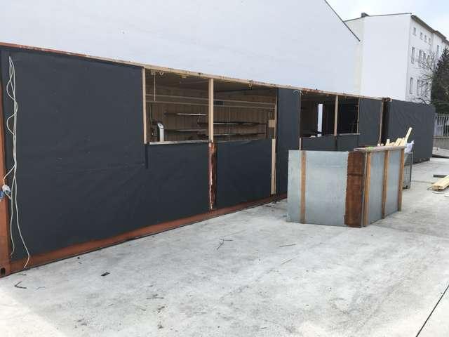 Strandbar Reopening - Container