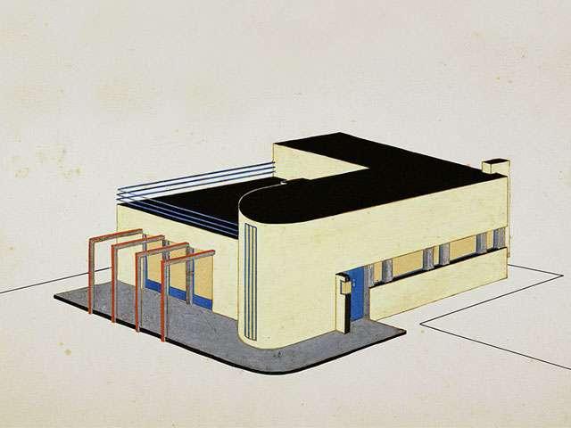Carl Fieger Bauhaus