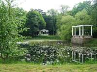 Schlosspark Tangerhütte