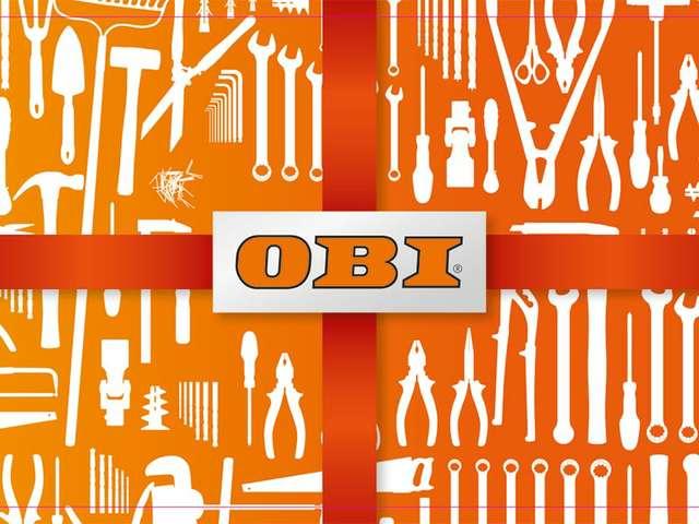 OBI-Geschenkgutschein