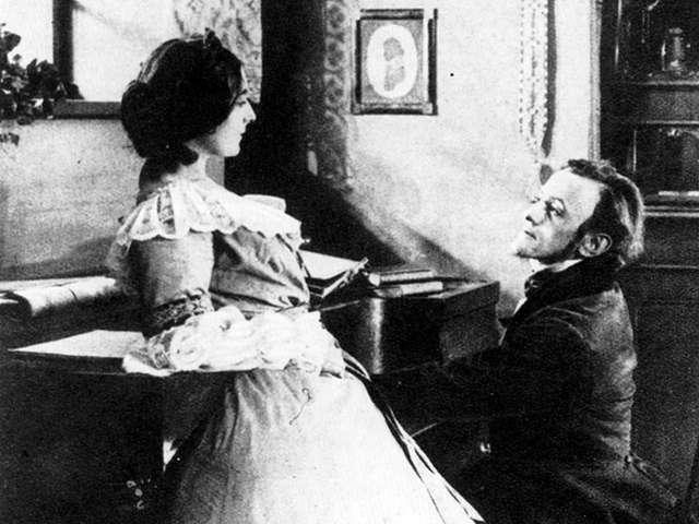 Stummfilm Richard Wagner