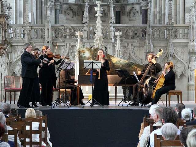 """Ensemble """"KONbarock"""""""