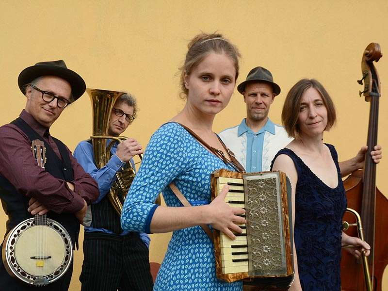 Shmaltz - Klezmer/Weltmusik-Band