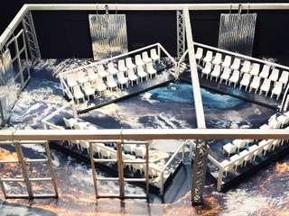 Raumbühne im Schauspielhaus