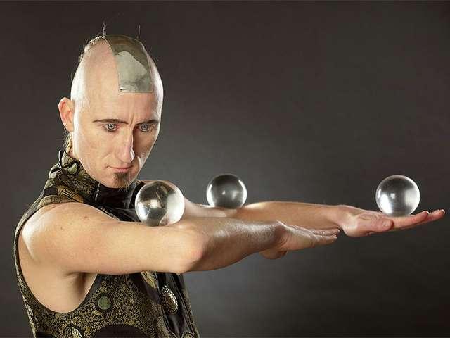 Kelvin Kalvus - der Kugel-Magier