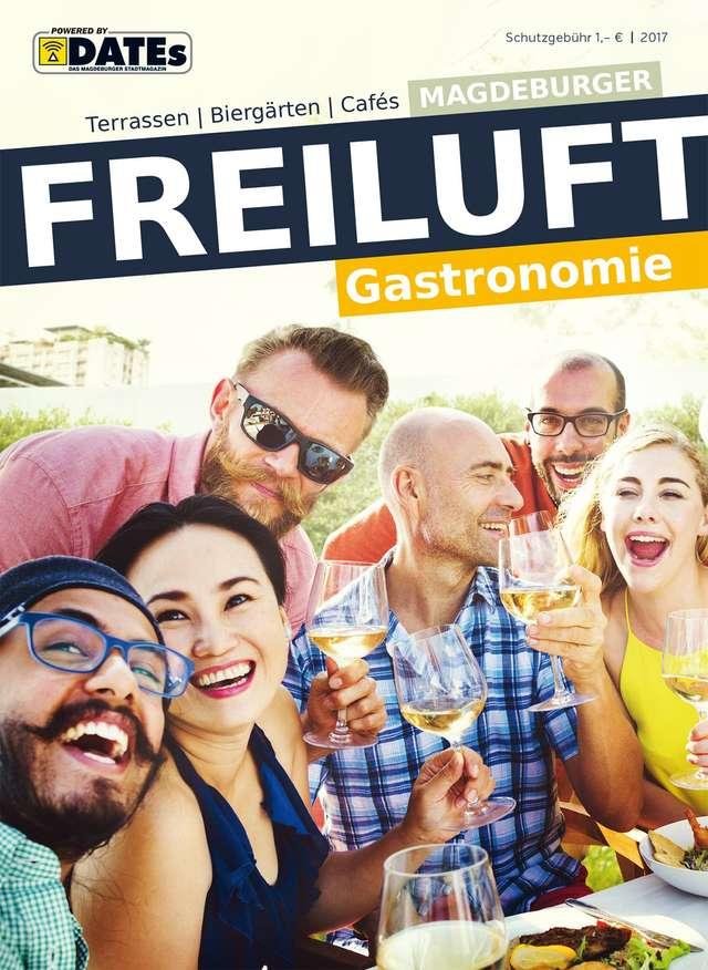 Freiluft-Gastronomie