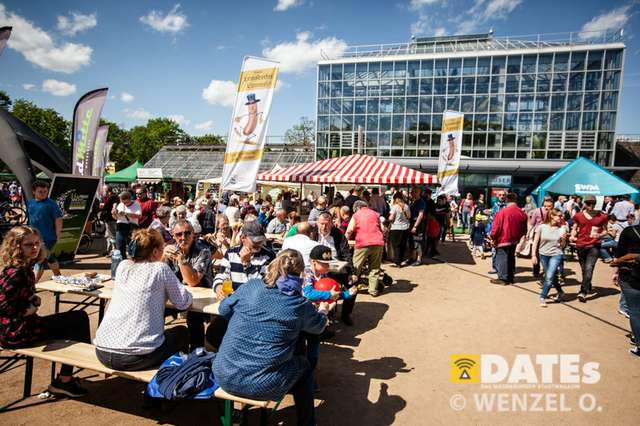Dates Bilder Grune Messe 2018 Stadtmagazin Dates