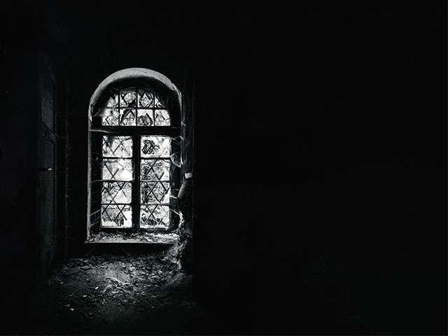 Verlassene Orte
