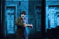 Puppentheater Blickwechsel Edgar Allan Poe - The tiger Lillies