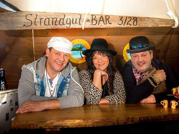 Strandgut-Bar