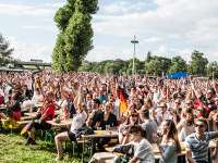 Public Viewing Fußball
