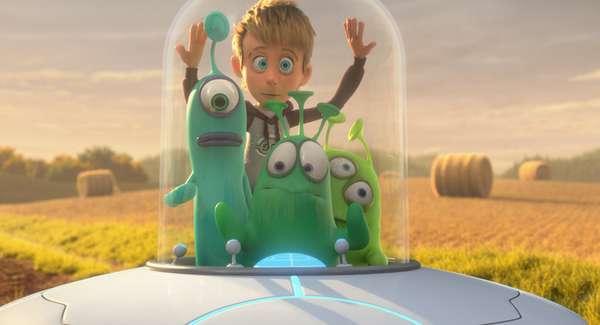 Luis&die Aliens