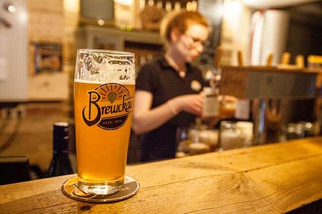 Brauerei Brewckau Bier