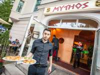 Grieche Mythos