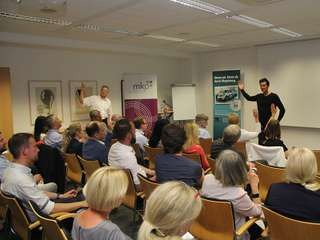 Großes Interesse am Club-Abend des Marketing-Clubs Magdeburg
