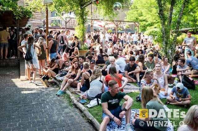 Datsche - Eröffnungsbums 2018