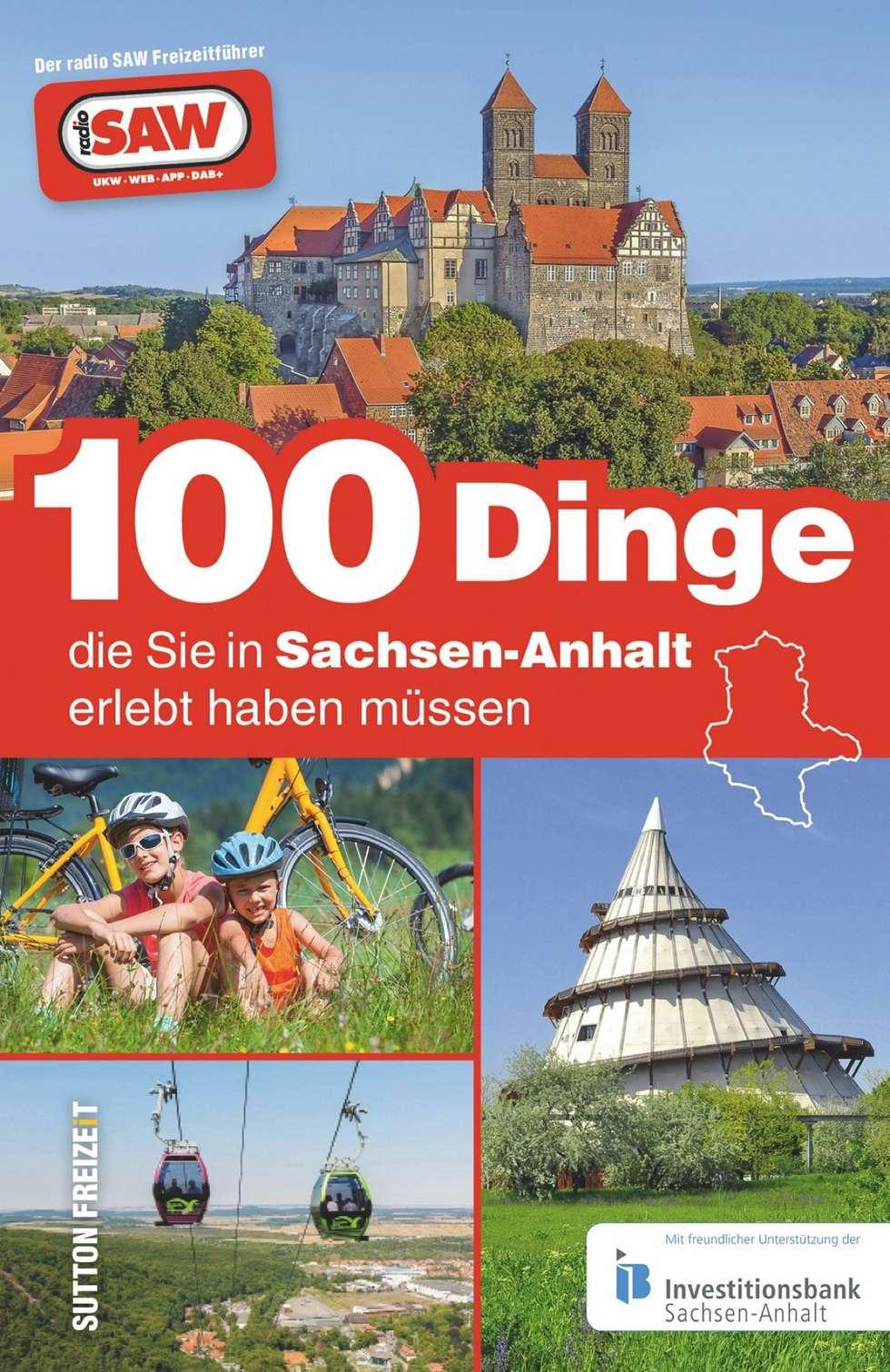 Buchcover Freizeitführer