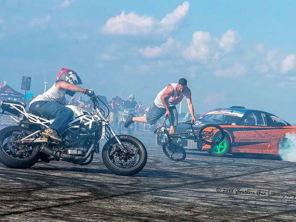 German Stunt Days