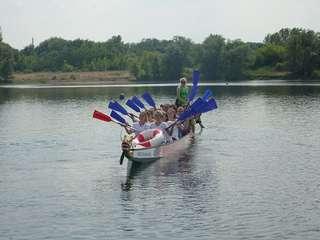 Benefiz-Drachenboot-Cup - Presseauftakt