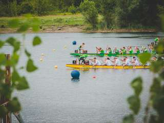 Benefiz-Drachenboot-Cup