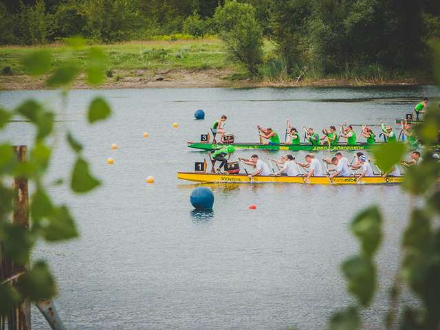 Benefiz-Drachenboot-Cup