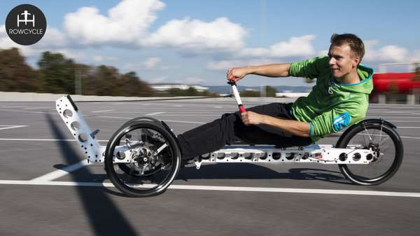 Startup: Rowcycle