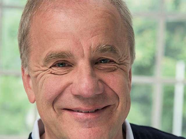 Hubertus Meyer-Burckhardt - Moderator und Autor