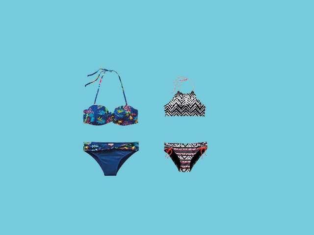 Firefly-Bikinis Mix und Match-Serie