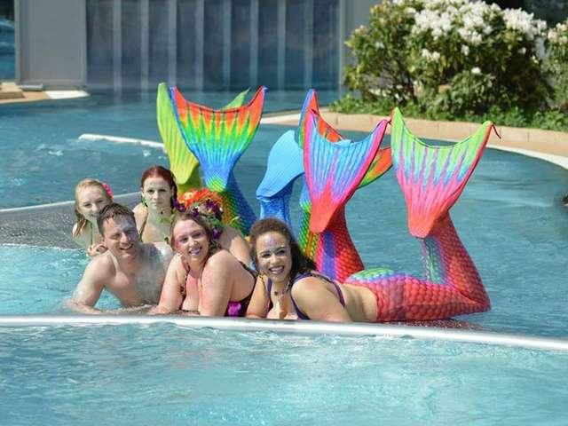Mermaiding-Kurs