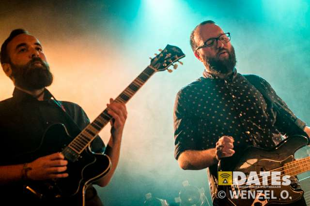 """Berlin Syndrome – Record Release Show """"Sweet Harm"""""""