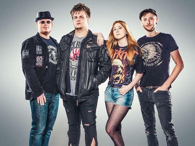 Brain Funk - Punkrocker aus Magdeburg